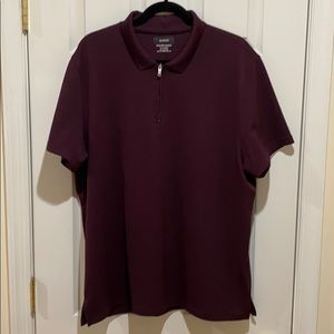 XXL Violet Polo Shirt by Alfani